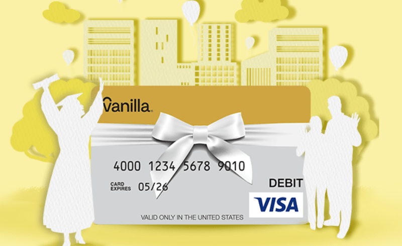 SIMPLE STEPS TO ACTIVATE VANILLA GIFT CARD